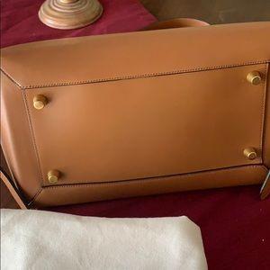 Celine Bags - 🎈Sale💕CELINE Belt Bag Medium  Leather Satchel